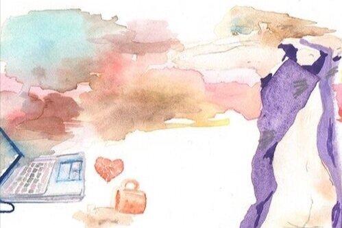 Ilustración: gentileza Acoso online