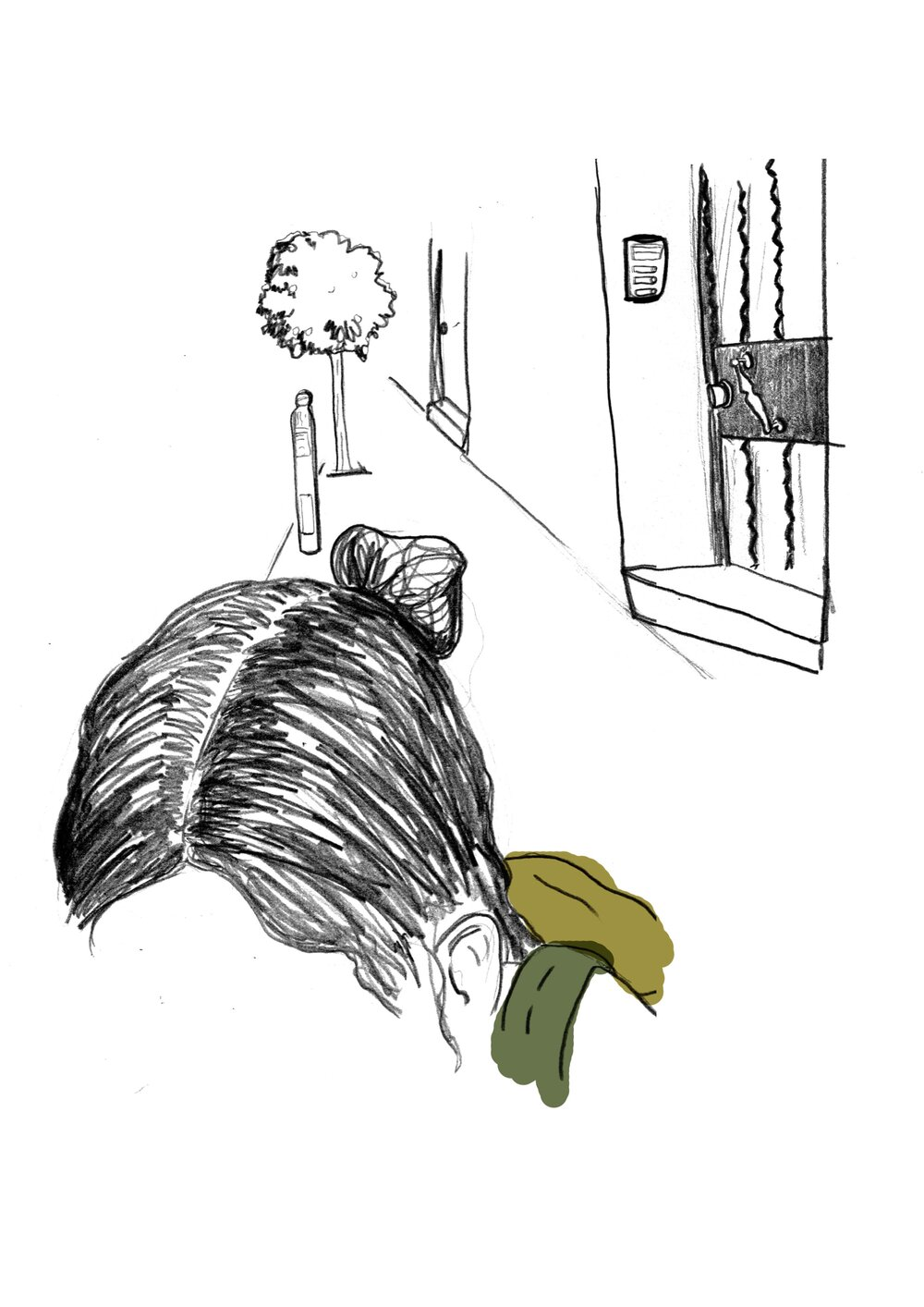 He salido de casa pensando, esperando encontrarme con carmina. Allí estaba, hoy sin chubasquero. La lluvia ha dado tregua, por ahora. Con su carrito de la compra azul, a modo de andador, y un revuelo de palomas inquietas que le seguía. Me recuerda a una escena de  mary poppins , con acento andalúh, en la alameda. La he seguido, como una paloma más, me apetecía escucharla más conocerla más.